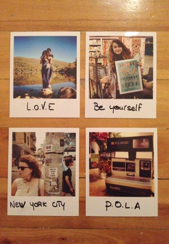 Super Polaroid | Rokia décore, mais pas que! ZX93