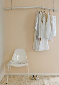 Rack_à_vêtement_branche_DIY